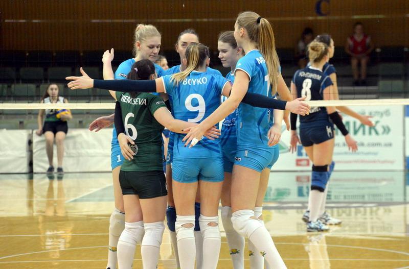 Khimik Yunzhny Wins 60th Consecutive Match In Ukrainian Super League