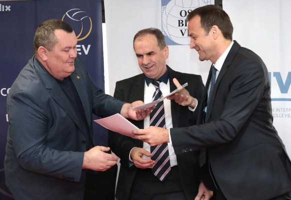 Balkan Countries Sign Historic Volleyball Cooperation Agreement