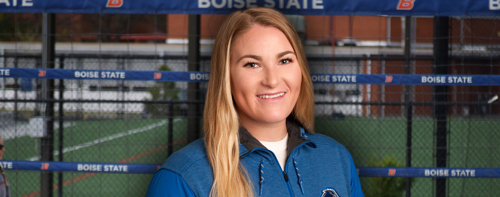 Boise State Offers Brindl Langley First Beach Scholarship