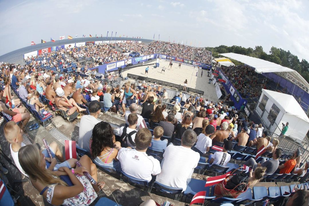 CEV Gives Out Financial Awards For Beach Volleyball Event Organizers