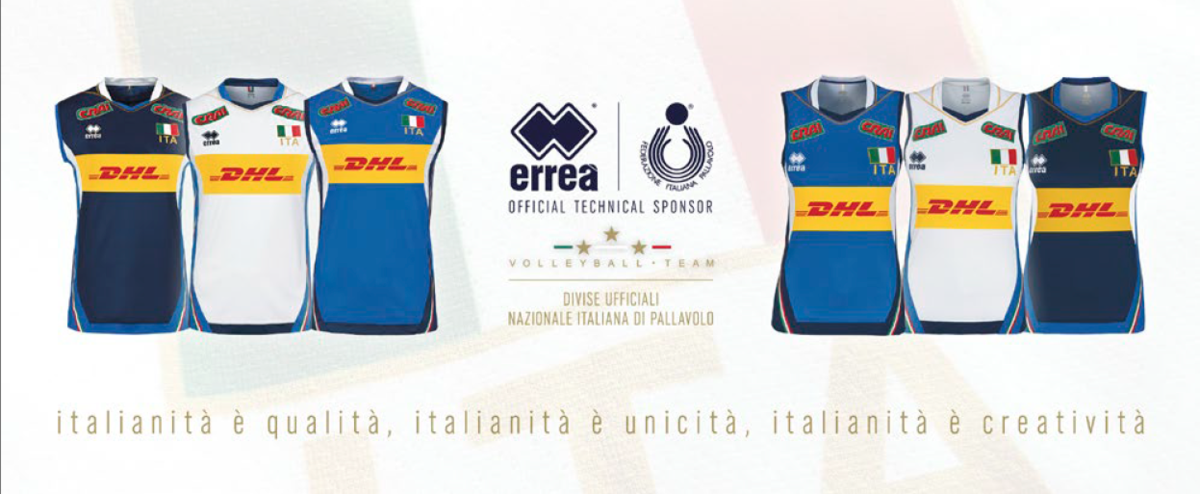Jersey Fashion  Italy Men   Women National Teams Change Sponsor dcc0274e86