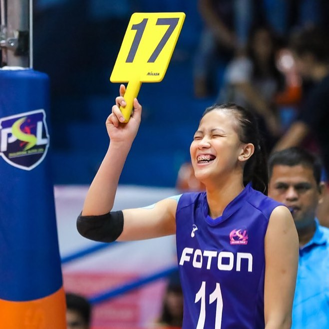 After Pregnancy Rumors Scrutiny,  EJ Laure Is Close To UST Return