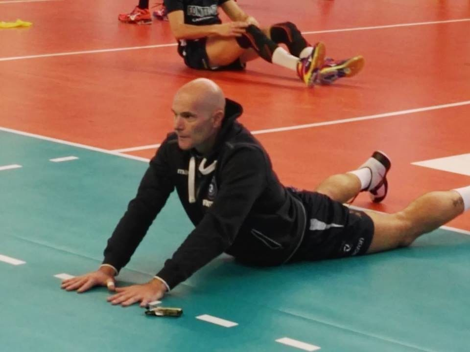 Andrea Masini Goes From HC To Setter, Breaks Liga A Age Record At 47