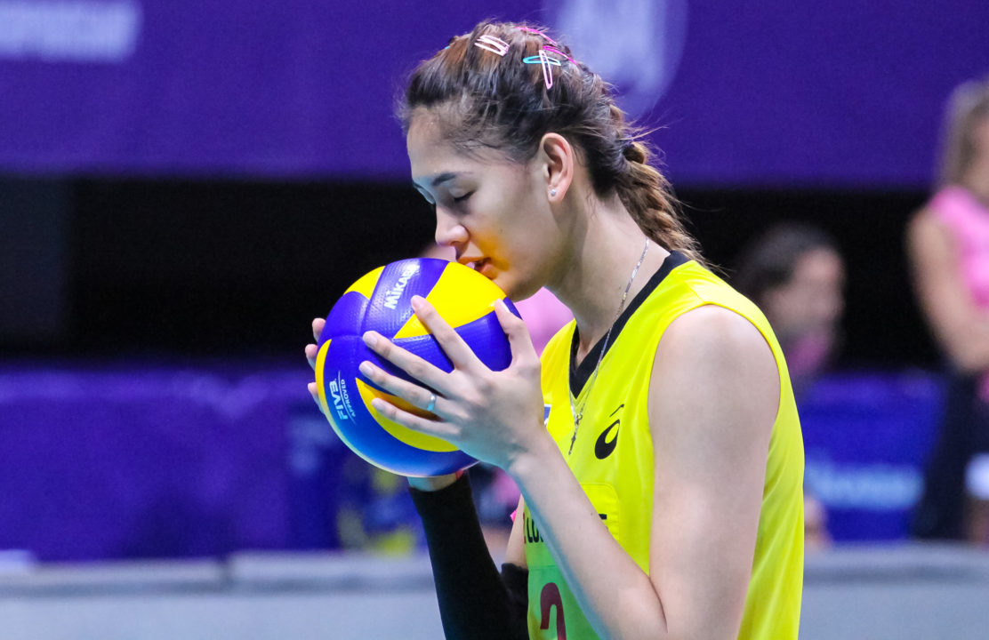 Jaja Santiago Will Miss Asian Volleyball Cup for Philippines