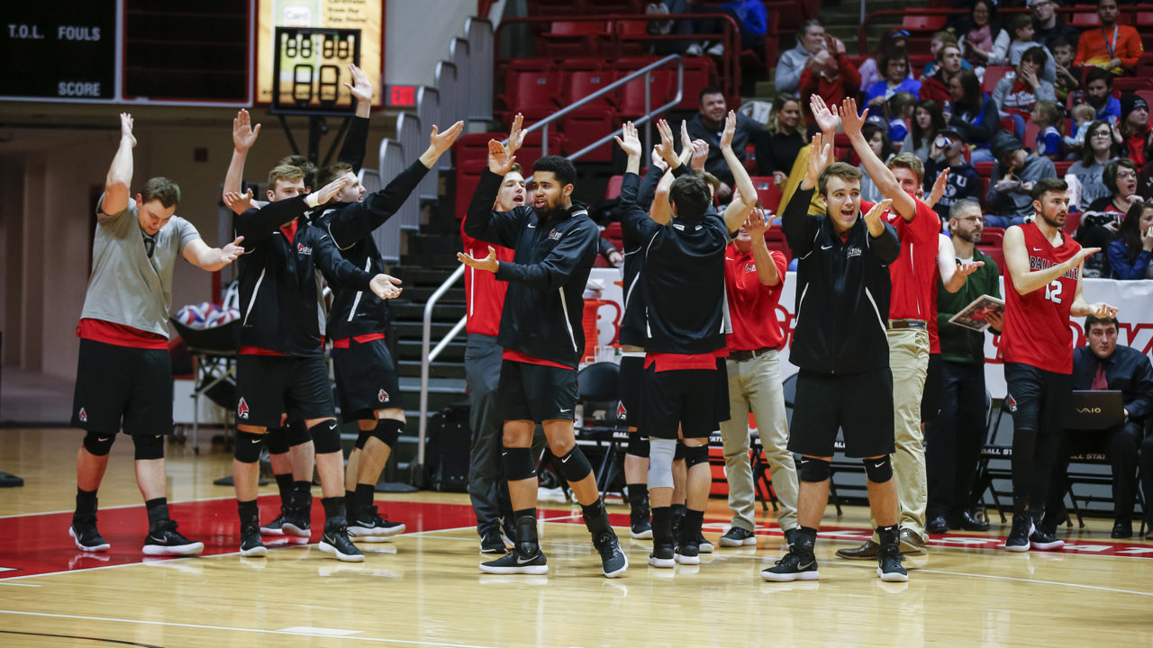 Ball State Upsets #8 Lewis, McKendree Tops UCSD at Home Friday Night