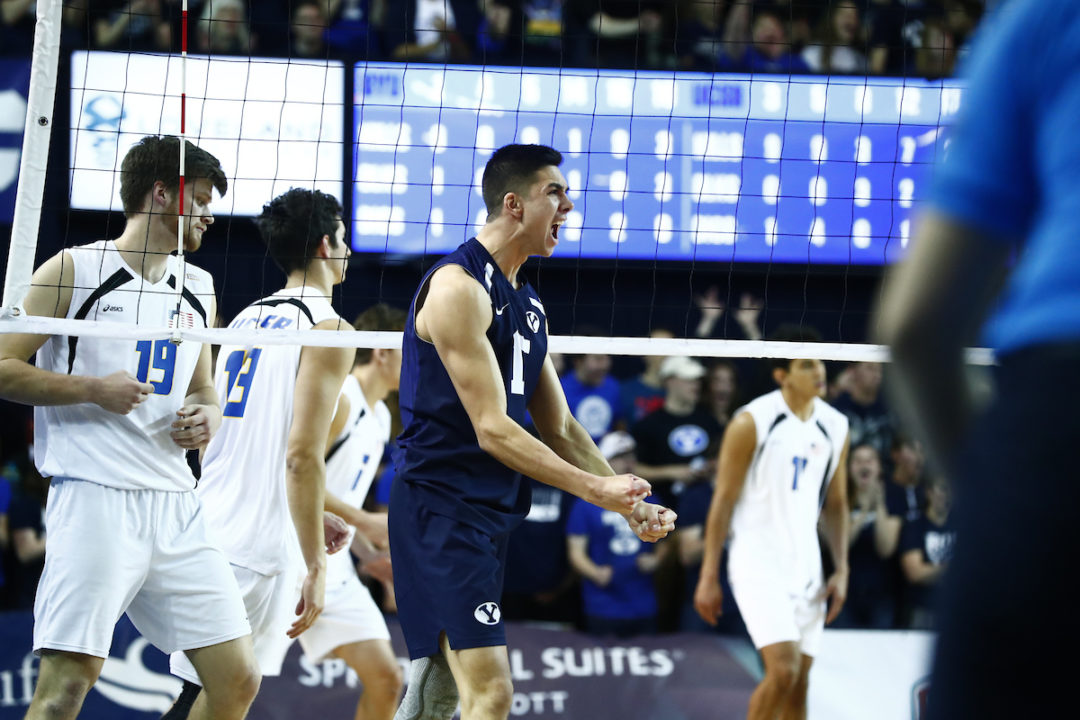 BYU Men To Host MPSF Tournament