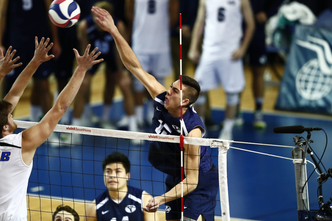 VolleyMob Player of the Week: Brenden Sander, BYU