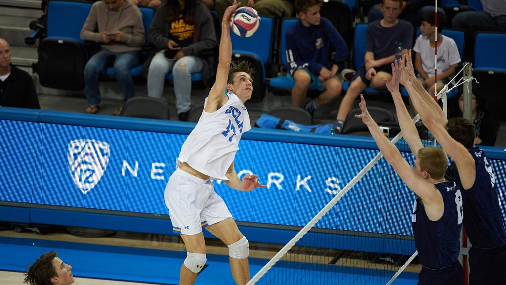 #4 UCLA Looks to Stay in Striking Distance of BYU; MPSF Update (Mar. 14)