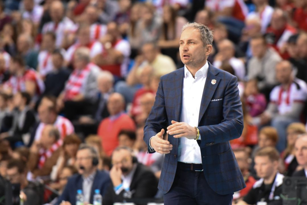 Asseco Resovia Extends Coach Andrzej Kowal's Contract Through 2020