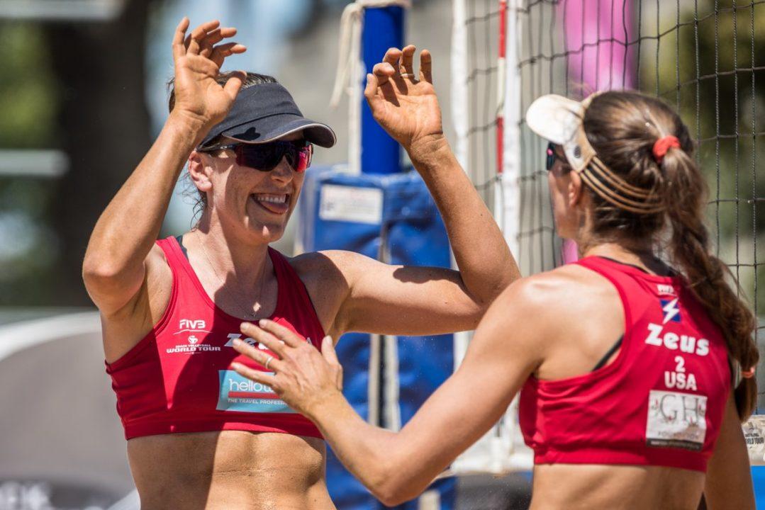 Americans Dowdy/Pollock, Frishman/Drost Win Gold at Shepparton