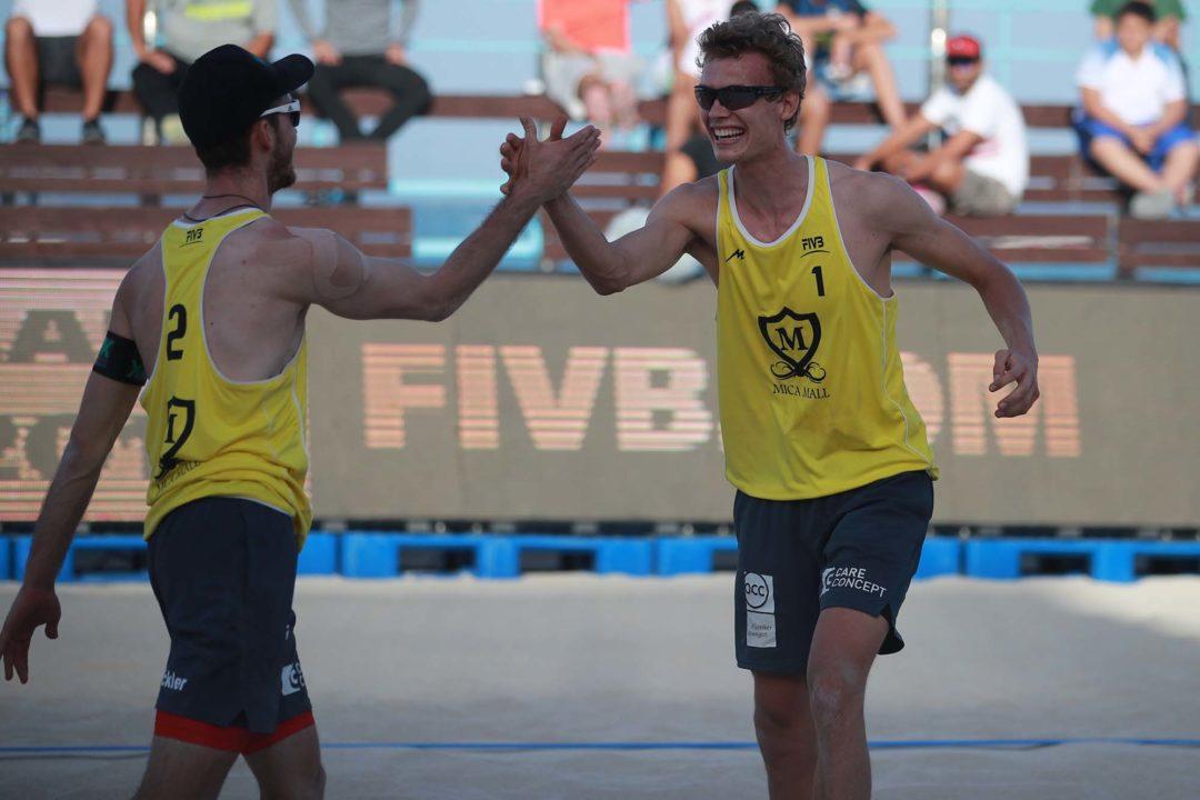 Two Ukranian, Two German Duos Advance to Kish Island Main Draw