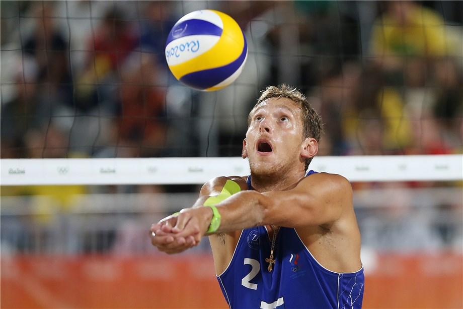 Konstantin Semenov Ends Indoor Experiment, Returns To Beach Volleyball