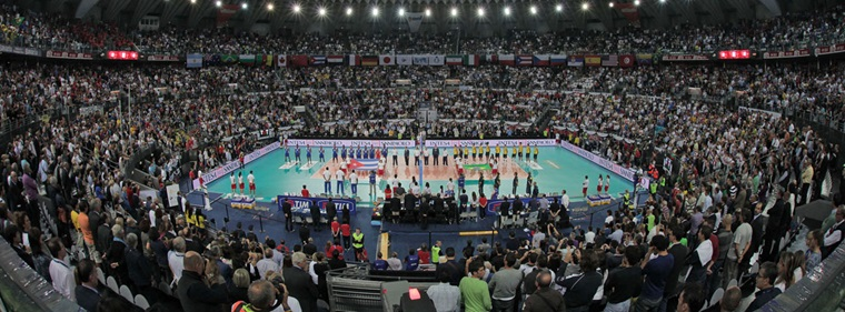 FIVB Picks VNL Broadcast Partner in United States