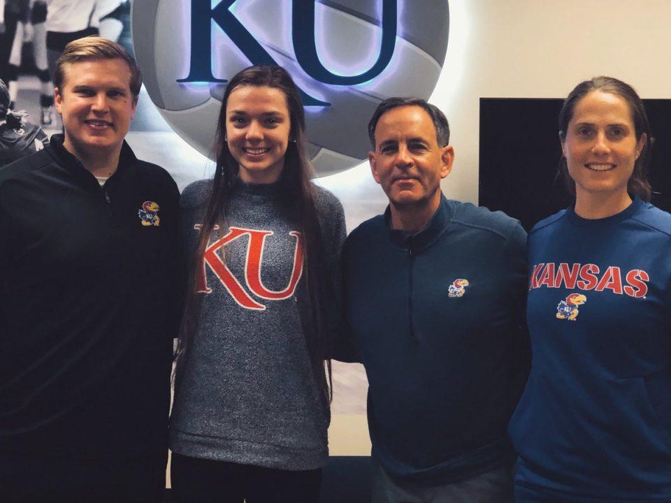 2020 OH Karli Schmidt Commits to Kansas