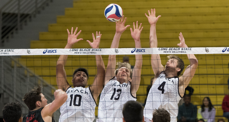 LBSU on Collision Course With UCLA; VolleyMob Men's Top 20 Power Rankings (Week 7)