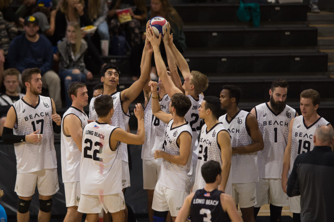 LBSU Continues to Dominate; VolleyMob Men's Top 20 Power Rankings (Week 10)