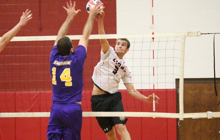 ENC's Sorensen Earns Program's First AVCA DIII Player Of The Week