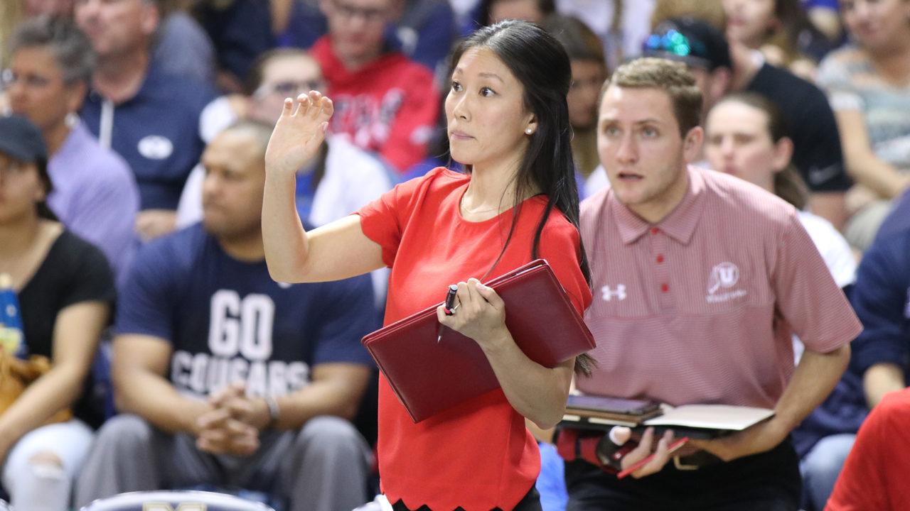 Utah Promotes Malia Shoji to Associate Head Coach