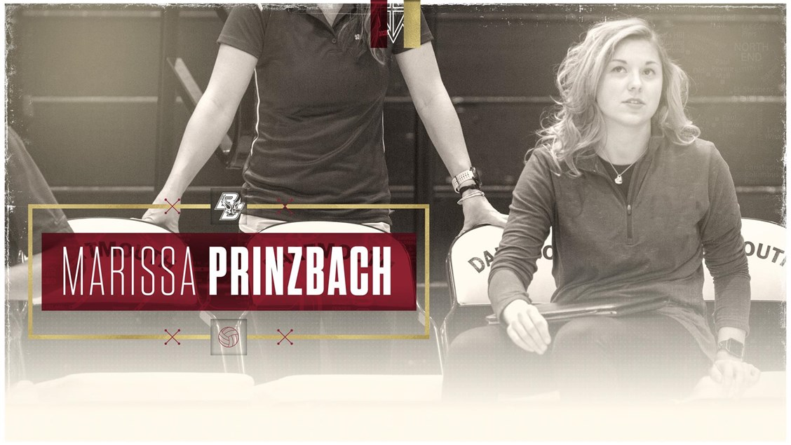 Marissa Prinzbach Hired as Assistant in New BC Volleyball Regime