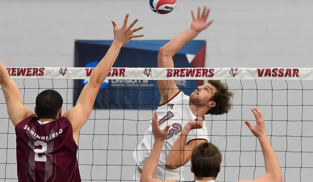 Vassar's Matthew Knigge Notched 1000th Kill in Sunday Win