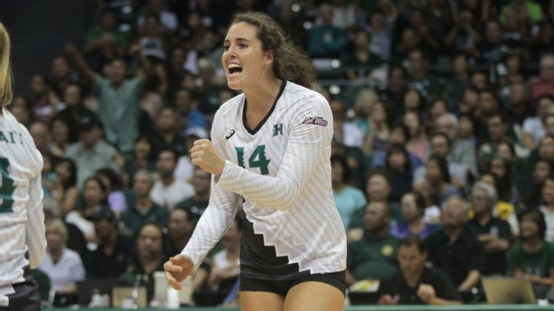 Former Hawaii Two-Time All-American Nikki Taylor Signs First Pro Contract