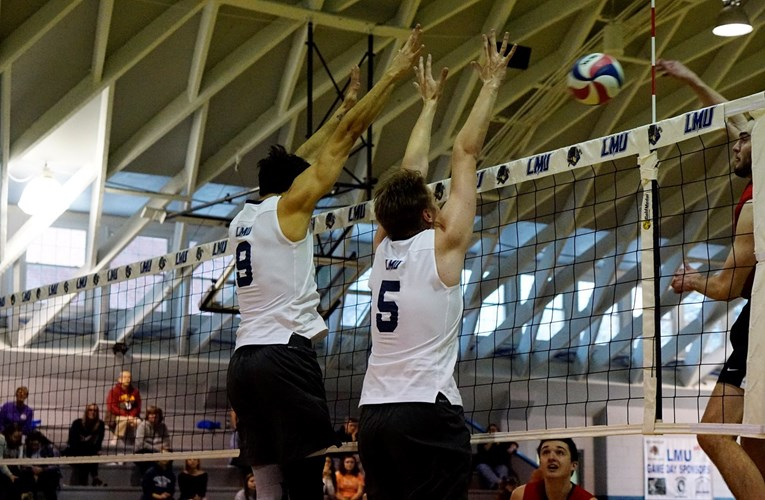 Inside The Numbers: A Look at the Men's Volleyball Statistics Week 8
