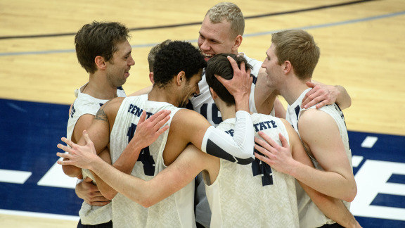 Penn State Men's Volleyball Heads Overseas for European Tour