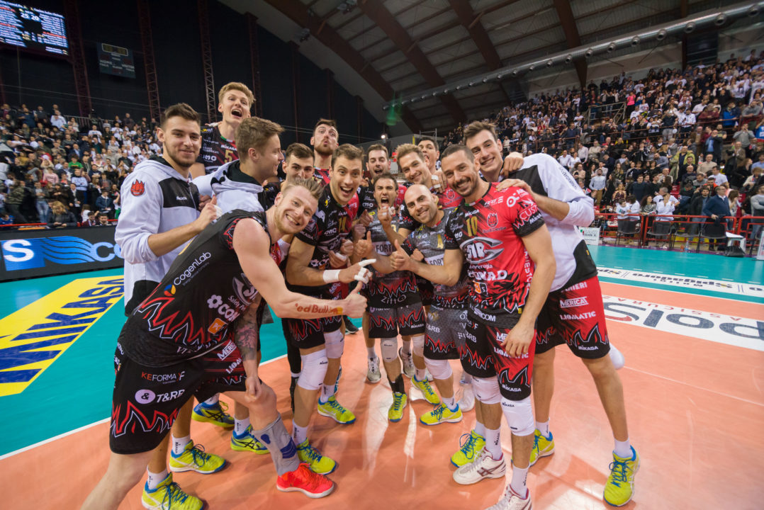 Perugia remains untouchable at the top of the standings