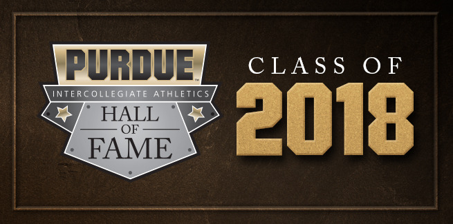 Stephanie Lynch Inducted Into Purdue Athletics Hall of Fame
