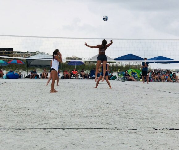 Class of '18 Rachel Rosequist Commits to Tampa Beach for 2019 Season