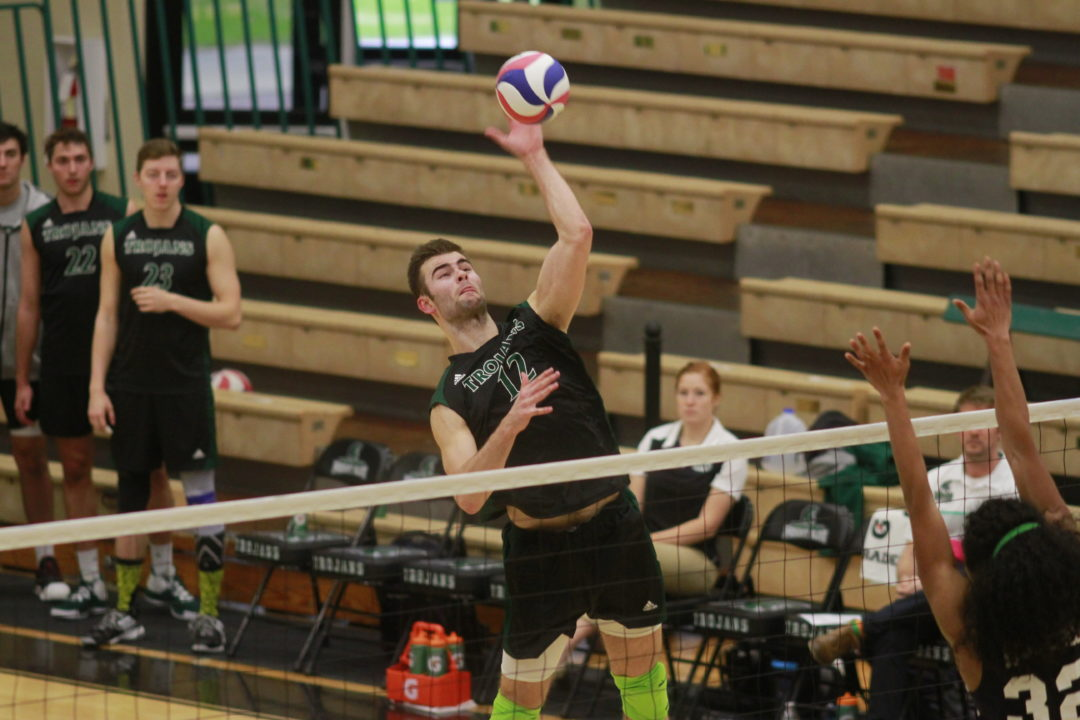 VolleyMob Player of the Week: Robert Poole, Mount Olive