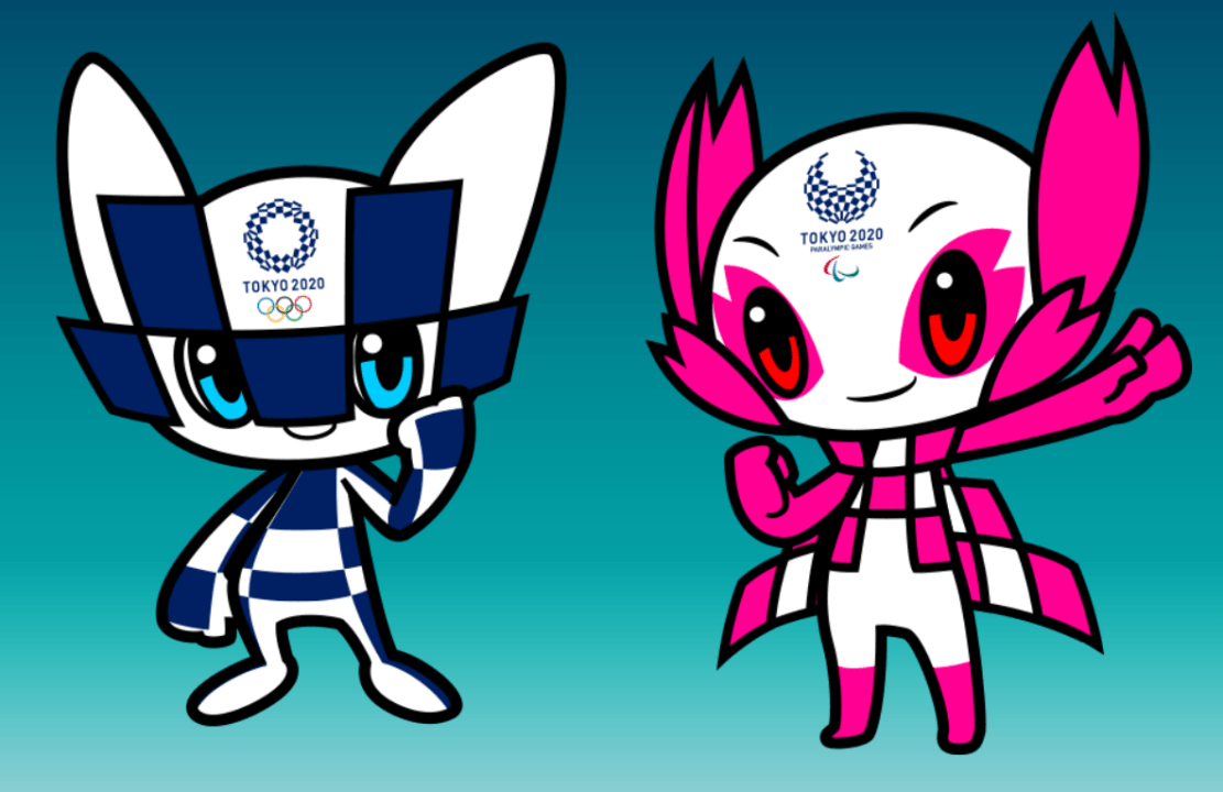 Meet The Tokyo 2020 Olympic & Paralympic Mascots