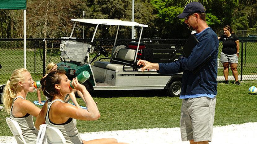 Coastal Carolina Hires Steve Loeswick as New Beach Head Coach