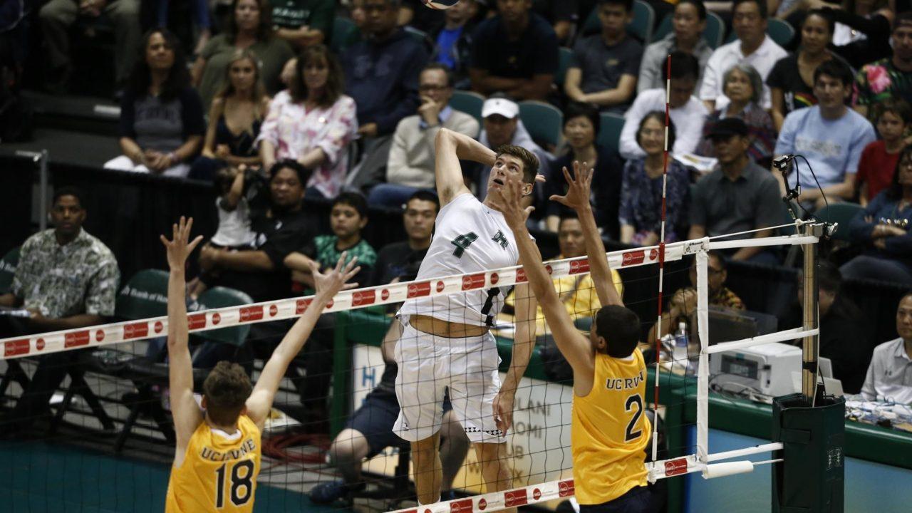 VolleyMob Player of the Week: Hawaii's Stijn van Tilburg