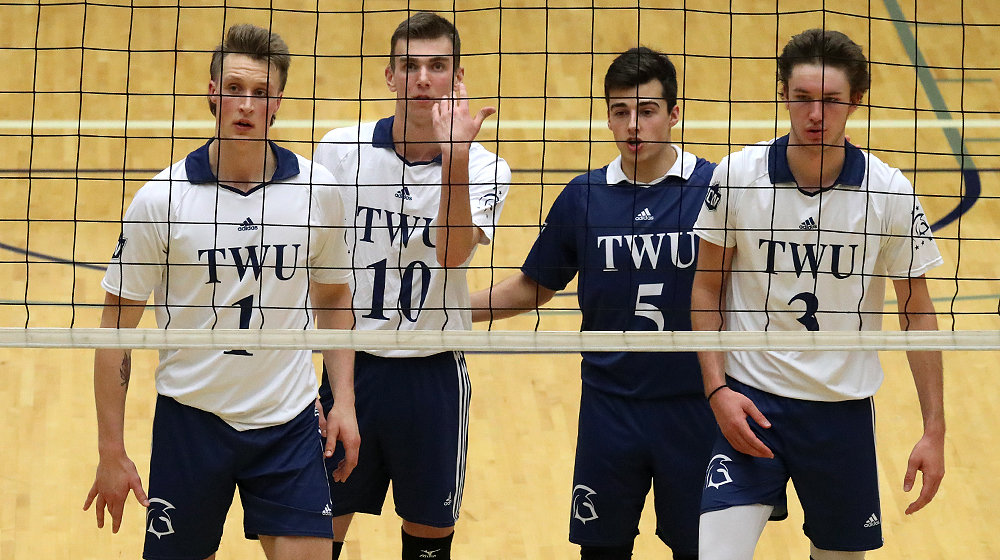 Familiar faces at the top of USports Men's Volleyball