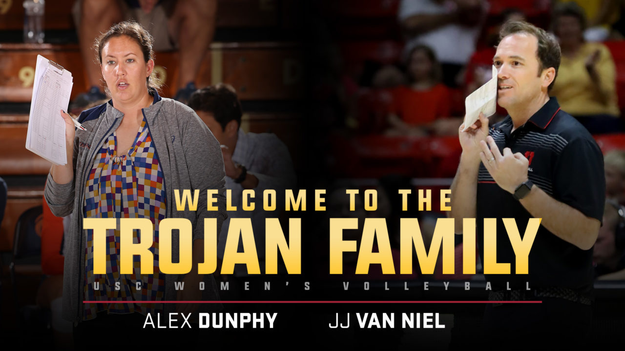 Crouch Adds Two Trojan Alumni to His USC Staff