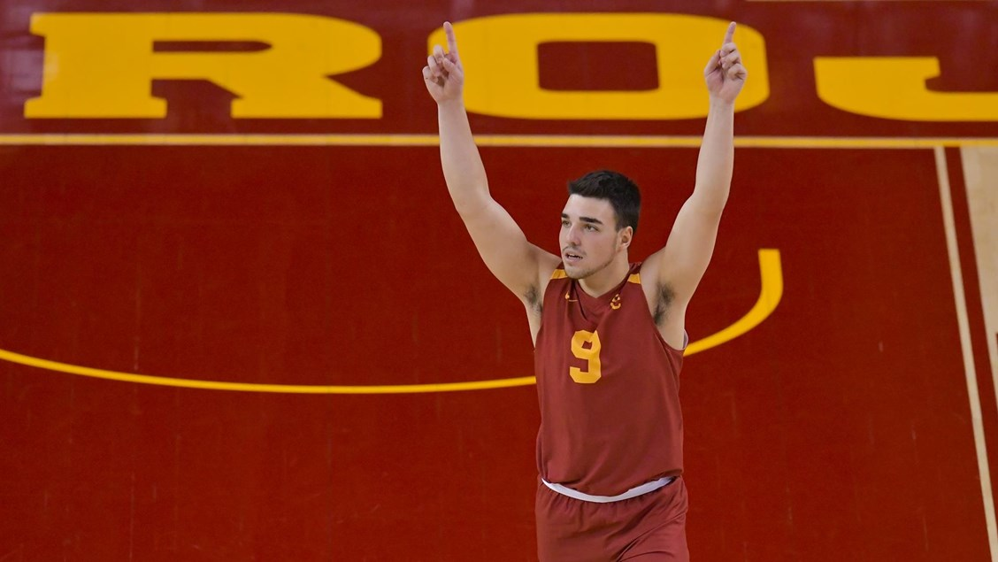 #19 USC Edges #3 UCLA in Five, Hawaii Hits .558 in Sweep