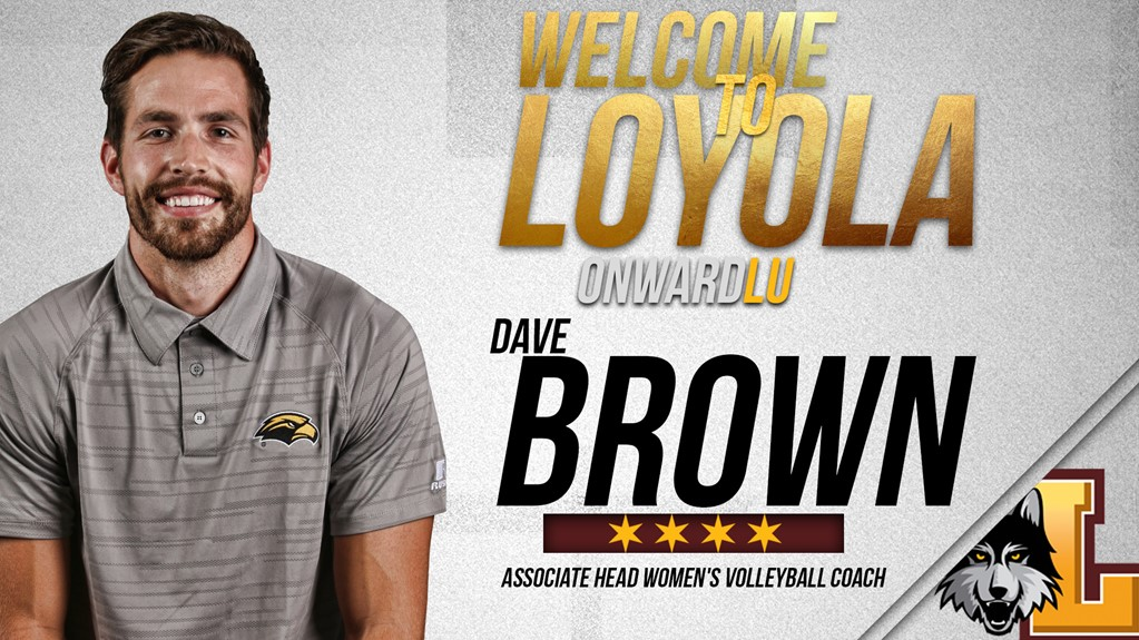 Dave Brown Named Loyola Chicago Women's Associate Head Coach