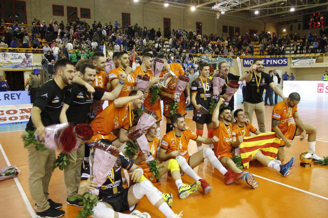 (SPAIN) CV Teruel Wins Its 5th Copa Del Rey