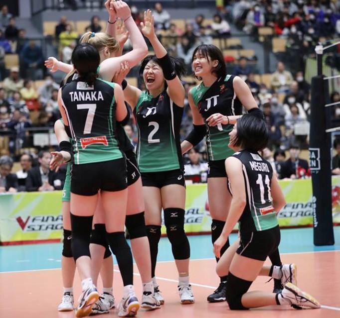 Japan Women: Hisamitsu & JT Marvelous Win, Battle Next For Final