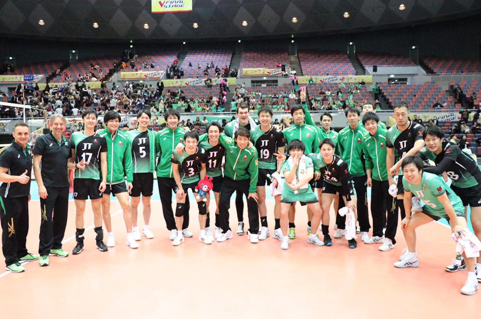 Japan Men: Edgar's 48 Help JT Thunders Clinch Final 3 Berth