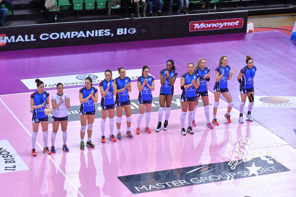 Firenze And Scandicci Organize Friendly Practice and Match In Italy