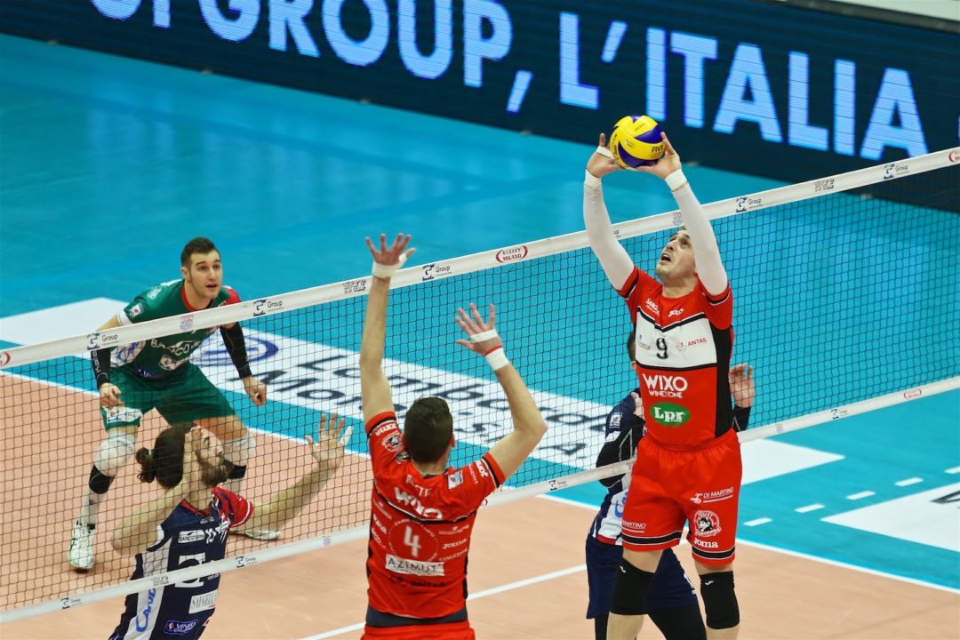Teams fight for positioning as Superlega regular season winds down