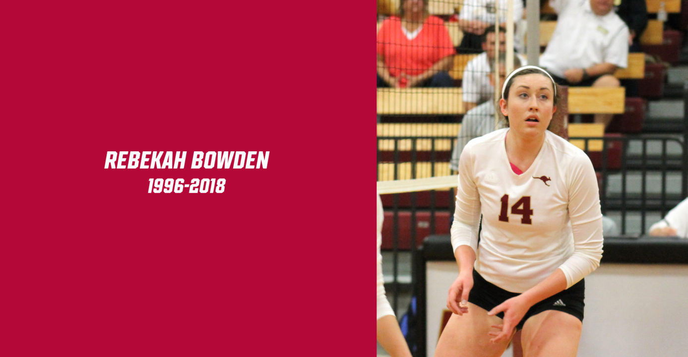 Austin College Mourns Loss Of Rebekah Bowden