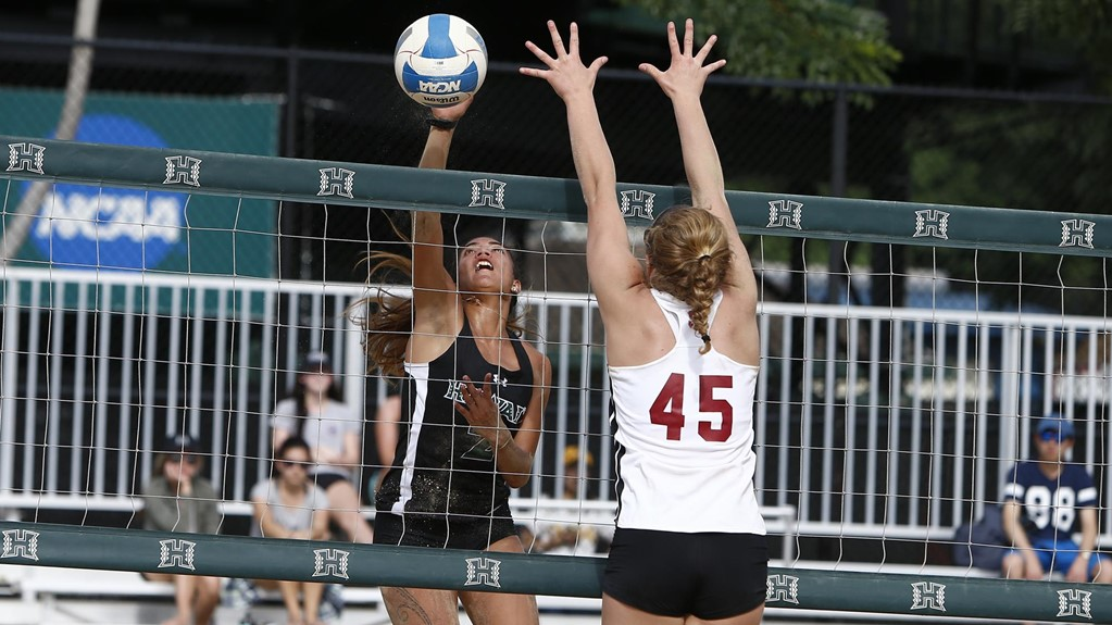 Hawaii's Schucht/Maglio Post 4-0 Record At Rainbow Wahine Classic