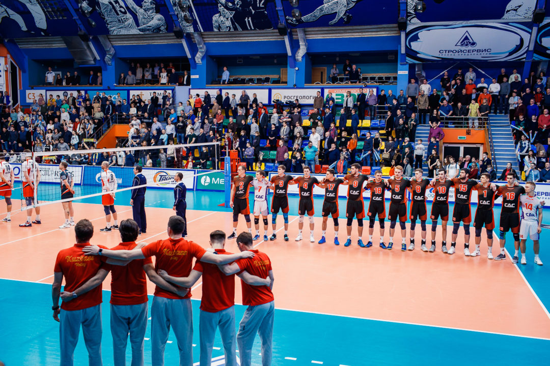 7th Seed Kemerovo Comes Back From 16-23, Eliminates 2nd Seed Belgorod