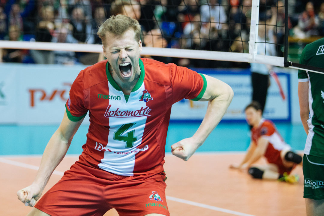 Lokomotiv Fights Through Golden Set To Advance To M. CL Playoffs 6