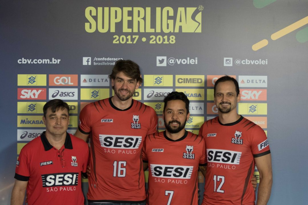 Men's Superliga Playoff Field Is Set – Round 22 Recap