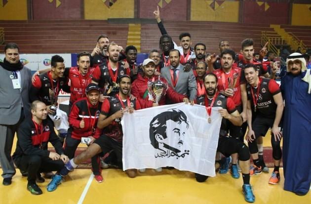 Al Rayyan Wins First-Ever Arab Men's Club Championship