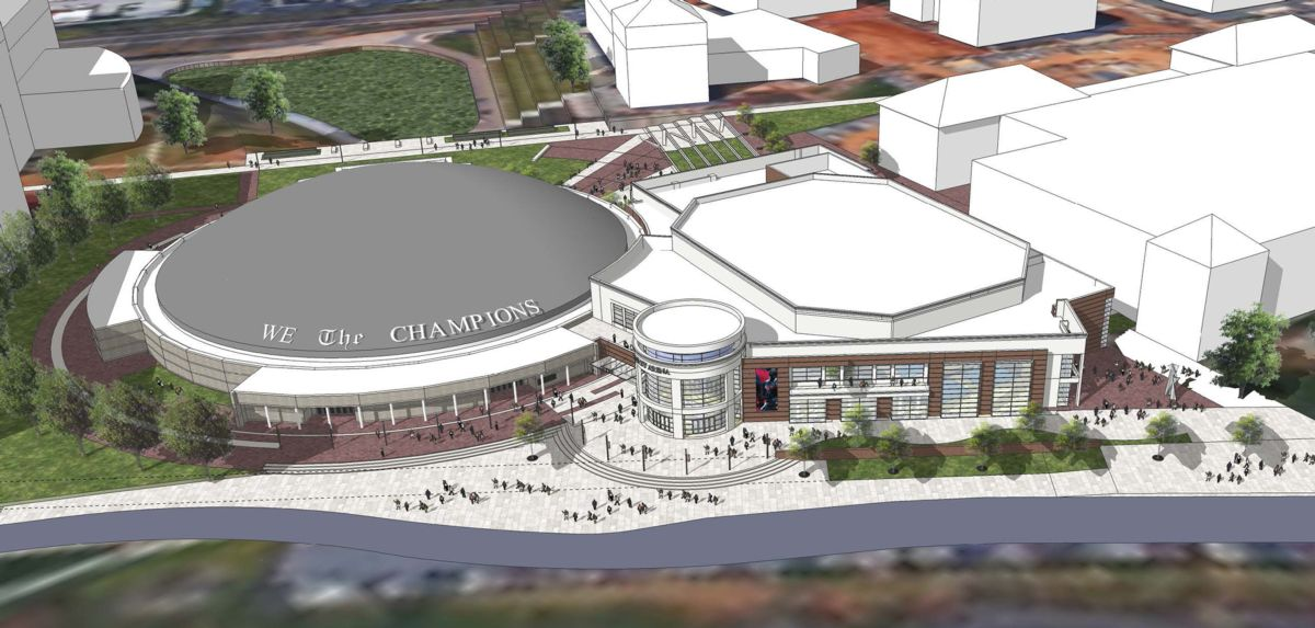 Liberty University Building New Arena for Volleyball Team